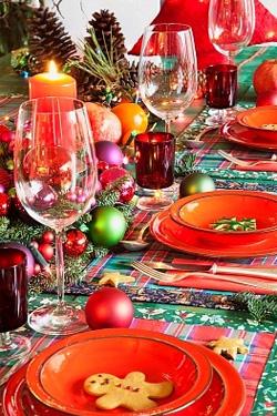 новорічний стіл 2014
