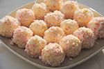 Крабові кульки рецепт новорічної закуски