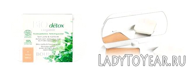 Упаковка Bio Detox Organic фото