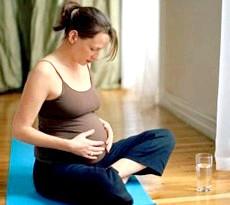 Фітнес для вагітних. І ще трохи рекомендацій