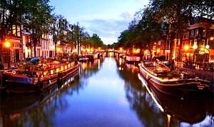місто Амстердам