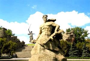 місто-герой Волгоград