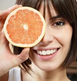 Вплив корисних властивостей грейпфрута на організм людини
