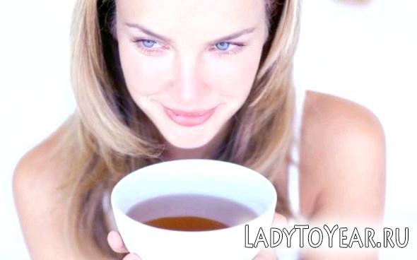 Пийте чай на здоров'я!