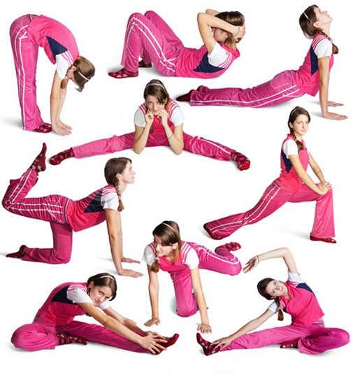Ефективні вправи для схуднення ніг