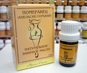 Ефірне масло помаранчі