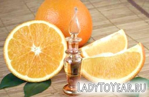 Відомо, що для кращого результату потрібна допомога масел. Апельсин - хороший помічник при масажі!