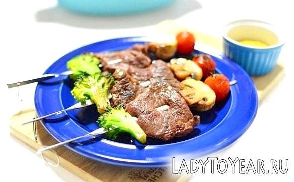 Білкова дієта - Ваш союзник в боротьбі за красиву фігуру! Смачно і ефективно!