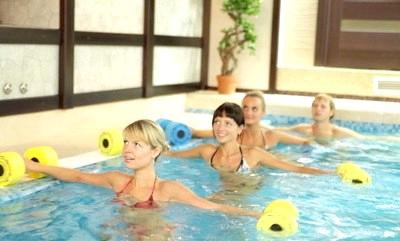 Тренування у воді - прекрасна можливість худнути із задоволенням!