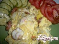 Як приготувати кольорову капусту в духовці