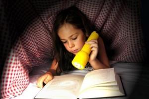 Читання в темряві під забороною