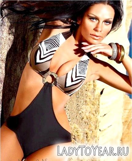 Які купальники в моді 2012 Фото