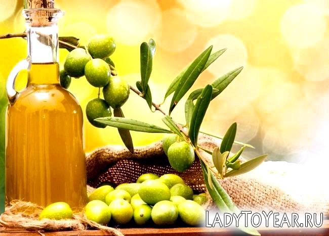 Оливки, оливкова олія і сукно