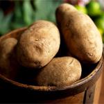 застосування картоплі