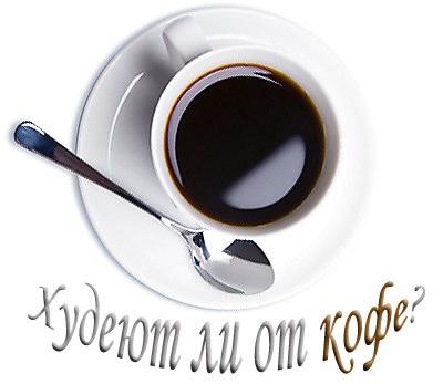 Принцип Дії кави для схуднення