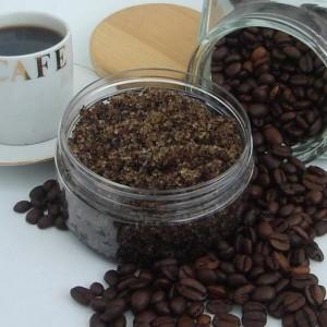 кавовий скраб