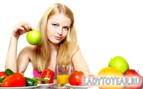 Що з'їсти для краси?