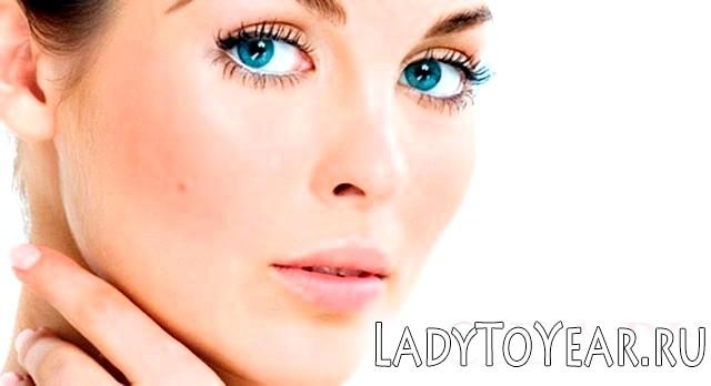 Макіяж для великих блакитних очей фото