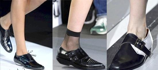 Які туфлі в моді 2012 (фото)
