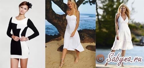 Модні літні сукні 2013