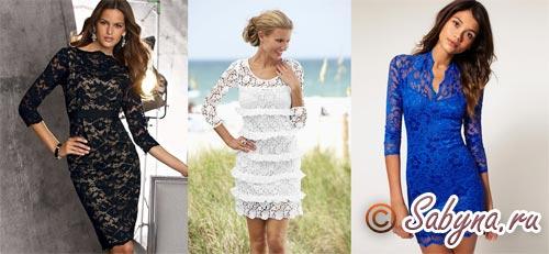 Мода 2013 літні сукні