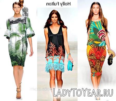 Модні принти 2012