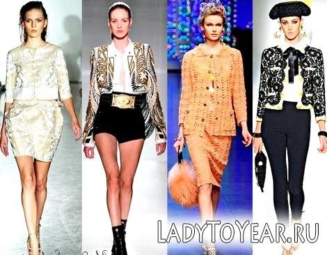 Модні жіночі піджаки 2012 (фото)