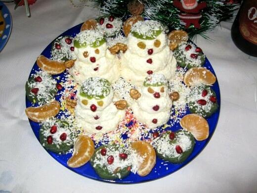 Десерт новорічний рецепт 2013