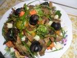 rОвощное рагу з грибами рецепт з фото
