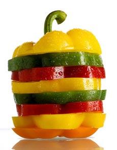 Болгарський перець для схуднення, кайенский перець для схуднення