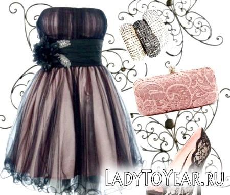 Плаття на випускний для юної королеви