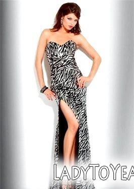 Сукні з леопардовим принтом