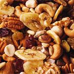 сухофрукти, властивості сухофруктів, калорійність сухофруктів, користь сухофруктів