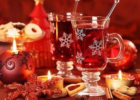 Рецепт новорічного глінтвейну