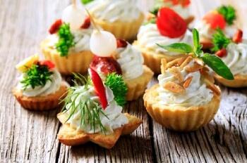Гостра сирна закуска: закусочні страви на новорічний стіл 2015