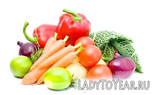 Яку б дієту Ви не вибрали, овочі повинні стати Вашими кращими друзями!