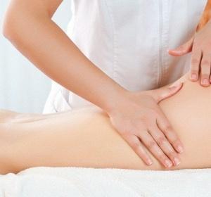 масаж від целюліту