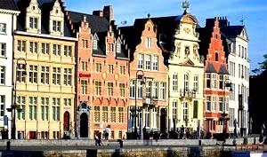 подорож по Бельгії