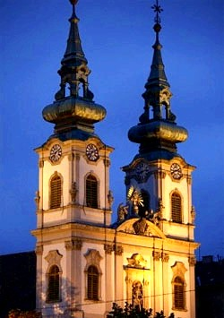 подорож по Угорщині