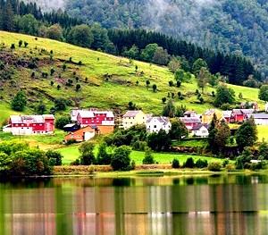 подорож до Норвегії