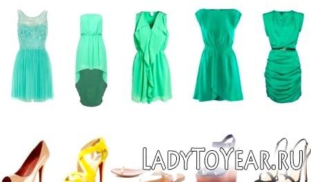 З чим одягнути спідницю зеленого кольору? Поради модних експертів