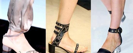 Модне взуття весна-літо 2013