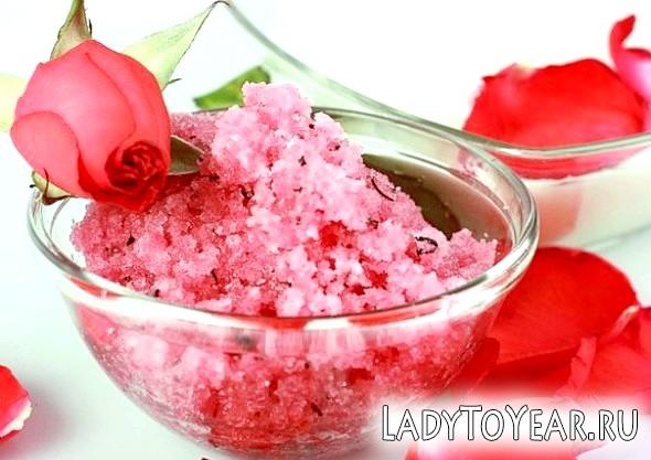 Це засіб для очищення тіла не тільки виглядає заманливо і смачно, але також ефективно!