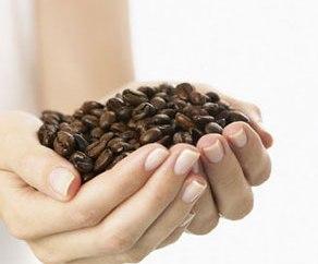 кава для скрабу