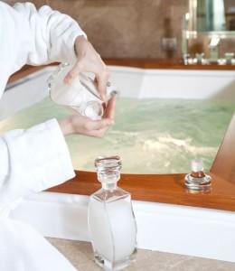 ванна з сіллю