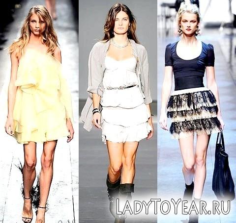 Стильна літній одяг для дівчат