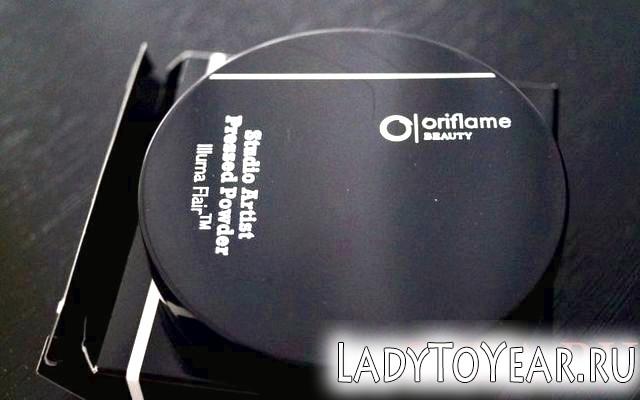 Фото упаковки пудри від Арт-студіо