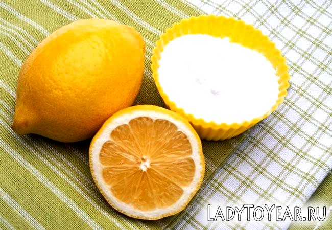 Лимон і сода