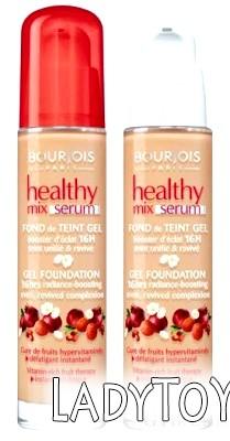 Тональний крем Bourjois Healthy Mix фото