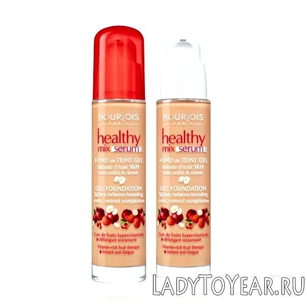 Упаковка Bourjois Healthy Mix фото